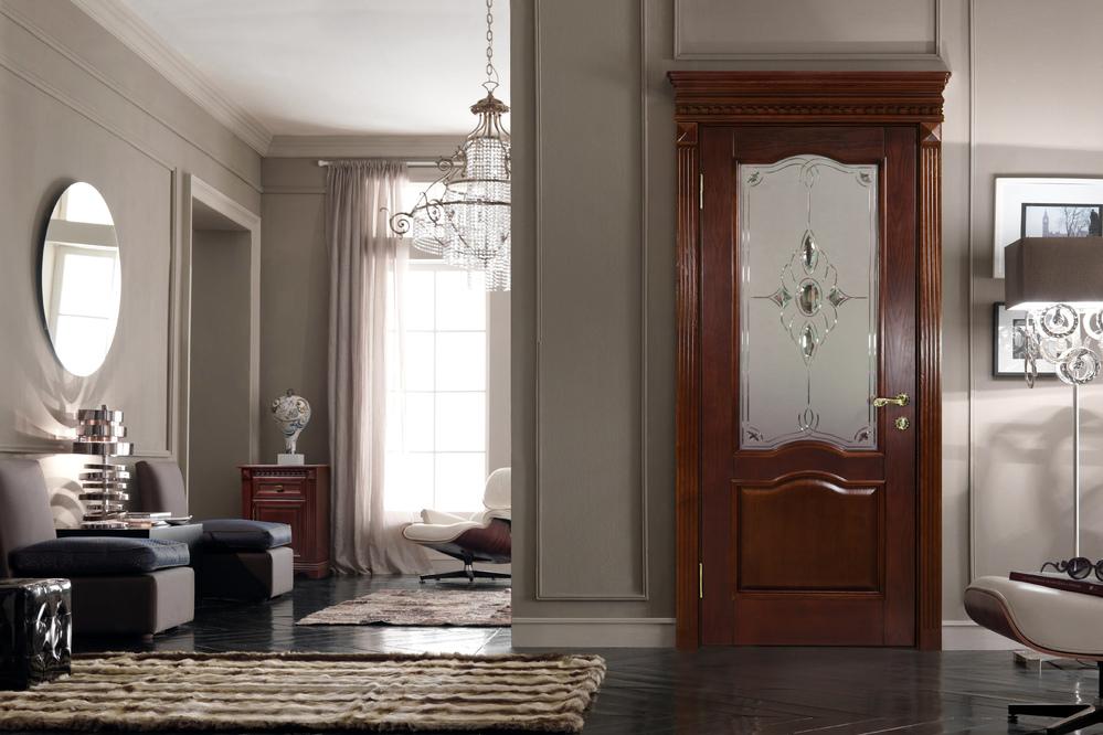 Классические межкомнатные двери - секрет популярности и правила выбора
