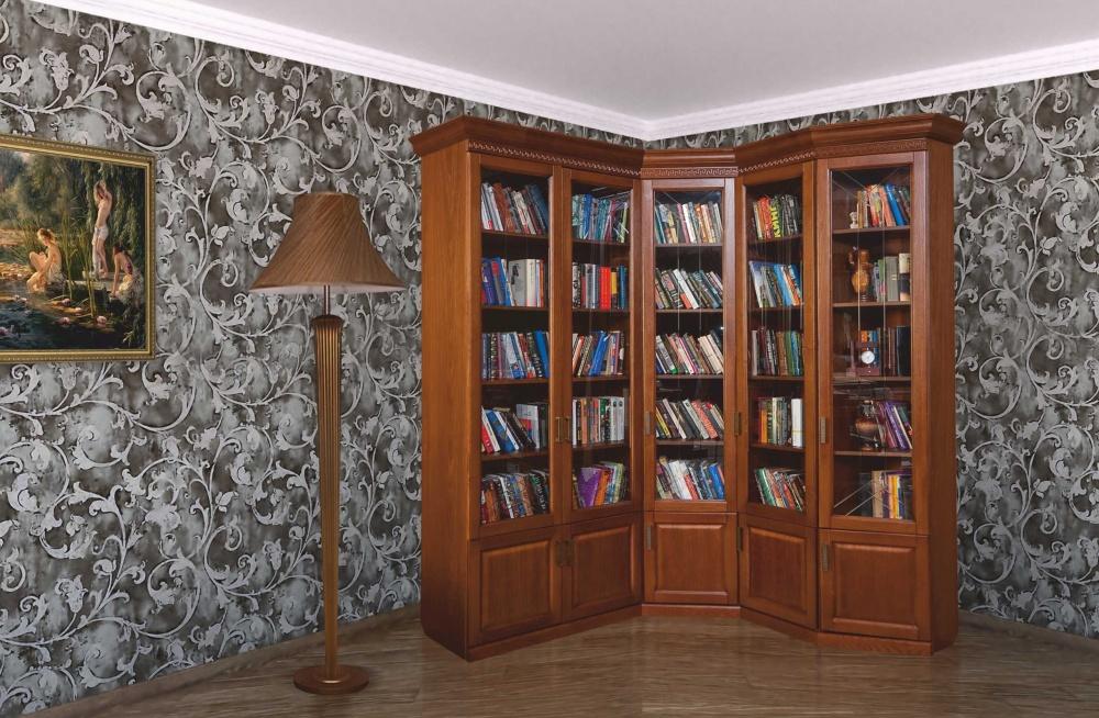 Как выбрать книжный шкаф в домашнюю библиотеку?